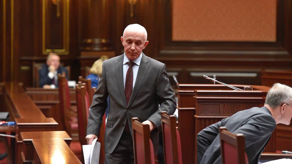 Депутат Госдумы от КПРФ Юрий Синельщиков