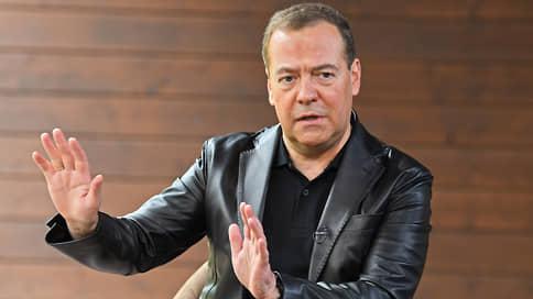 Идеальных партий не бывает // Дмитрий Медведев о том, как Единая Россия справляется с ролью правящей партии