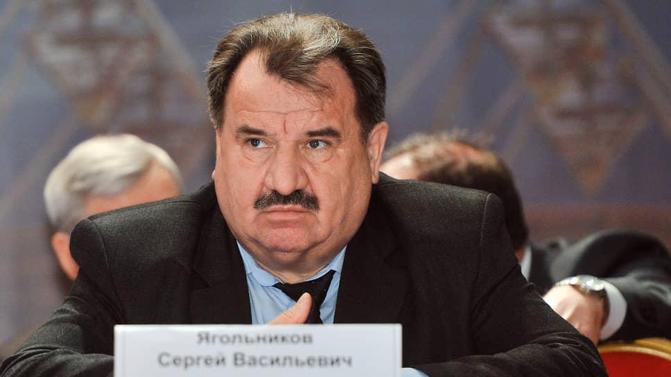 Сергей Ягольников