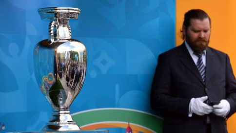 Голограмма в офсайде  / Мошенники запустили продажу поддельных билетов на чемпионат Европы