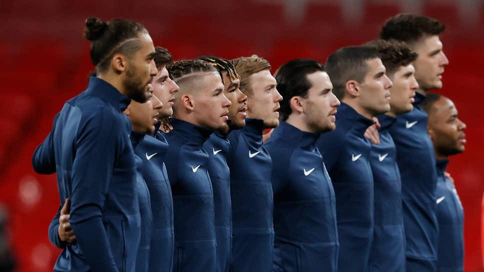 Сборная Англии впервые за многие годы является одним из главных фаворитов топ-турнира