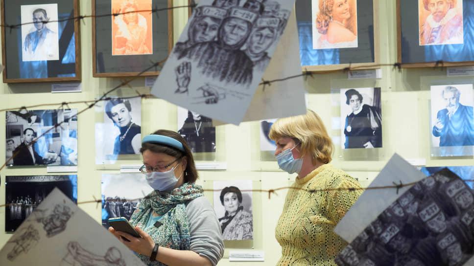 Театр начинается с вышки – Газета Коммерсантъ № 97 (7059) от 08.06.2021