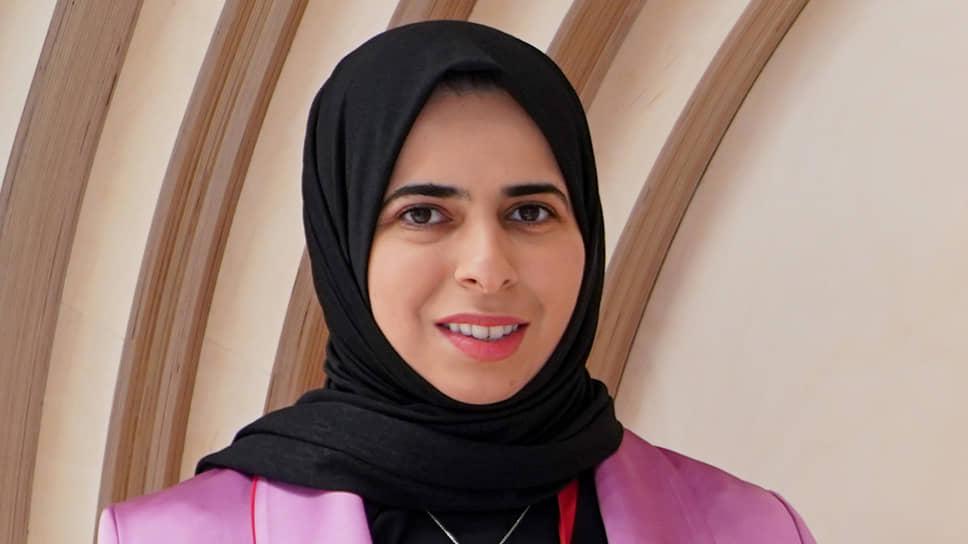 Официальный представитель катарского МИДа Лулва аль-Хатыр