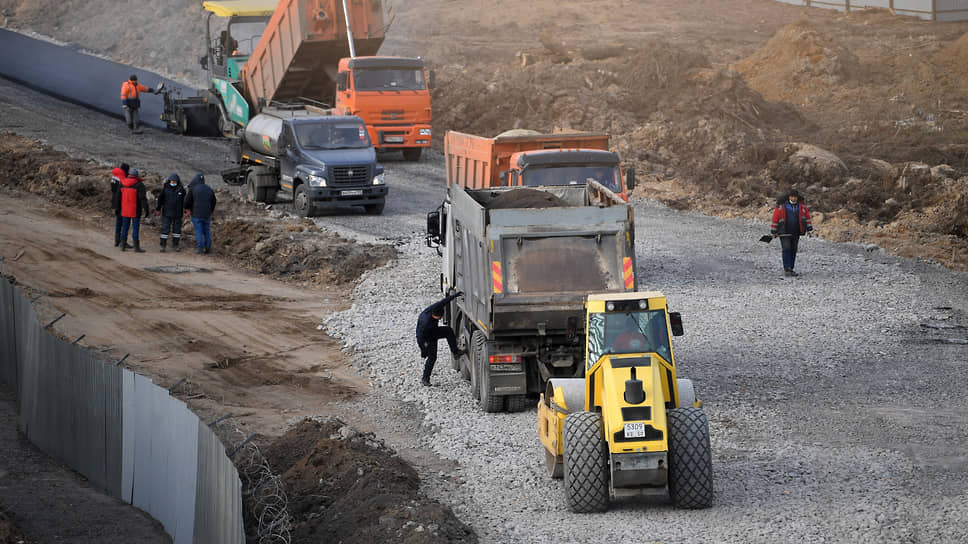 Инфраструктура в обмен на долги