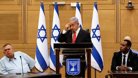 Царь Израилев обещал вернуться  / К работе приступило новое правительство без Биньямина Нетаньяху
