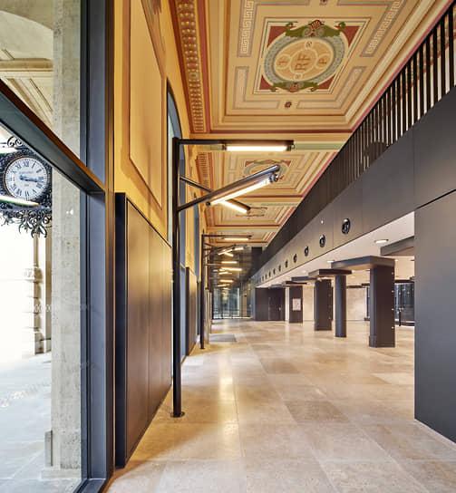 Монументальное почтовое здание времен Наполеона III обрело современную стать, не утратив исторических красот
