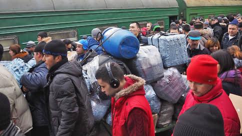 У трудовой миграции начинается вагония  / Рабочих для агробизнеса могут завезти в Россию на чартерных поездах
