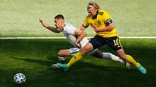 Шведы вытерпели победу  / Обыграв словаков, они сделали важный шаг к play-off