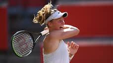Людмила Самсонова прошла в сотню через Берлин  / 106-я ракетка мира сенсационно выиграла первый титул на турнирах WTA