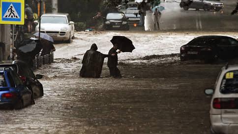 Допотопные времена канули в Лету  / Дожди наполнили водохранилища Крыма