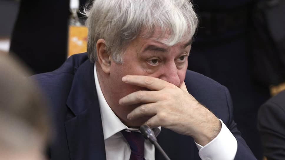 Михаил Гуцериев стал жертвой режима