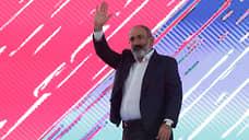 Армянская революция пошла на второй круг
