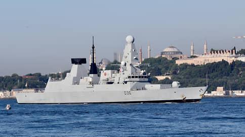Крымская война 2.0  / Россия и Британия сыграли в морской бой