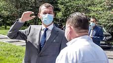 Хабаровские выборы теряют градус  / Врио губернатора Михаил Дегтярев может оказаться вне конкуренции