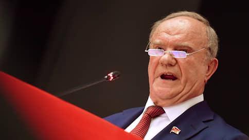 Идет война совхозная  / На выборы в Госдуму КПРФ поведут депутаты, губернатор и директор советского хозяйства