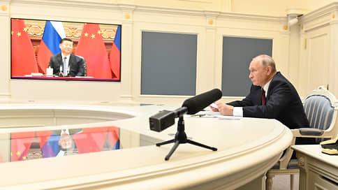 Ни хао, ни Мао  / Лидеры России и Китая решили встречаться партиями