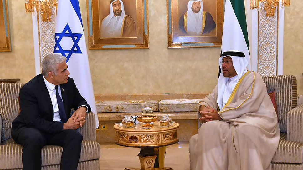 Израиль открыл свой дом в Абу-Даби – Газета Коммерсантъ № 111 (7073) от  30.06.2021