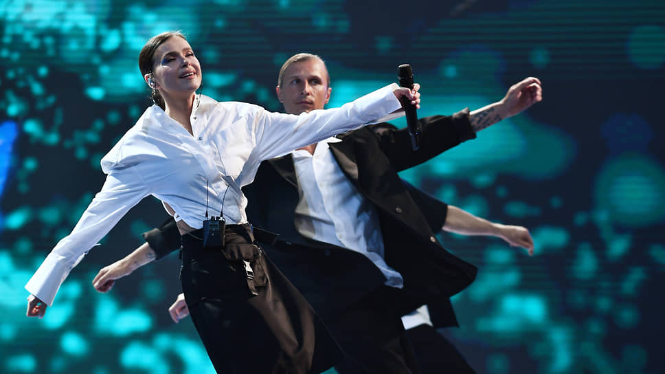 Певица Елена Темникова