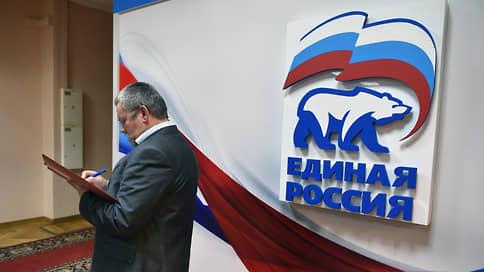 Третья волна накатилась  / «Единая Россия» не видит проблемы в снижении рейтингов