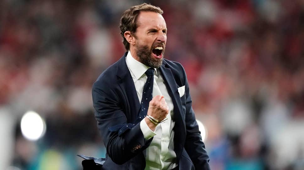 И у тренера сборной Англии Гарета Саутгейта (на фото), и у тренера сборной Италии Роберто Манчини есть сильные аргументы в финале чемпионата Европы