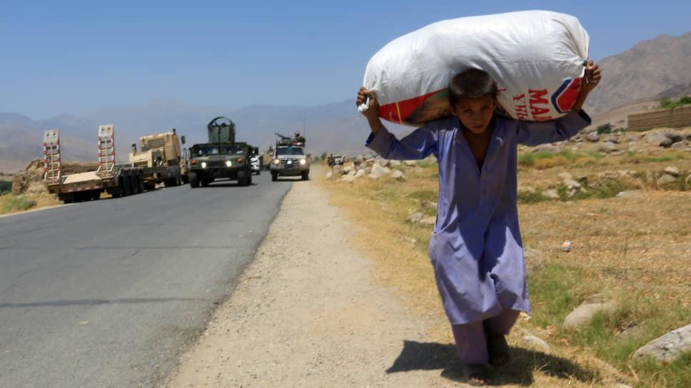 «Талибан» пришел на все границы