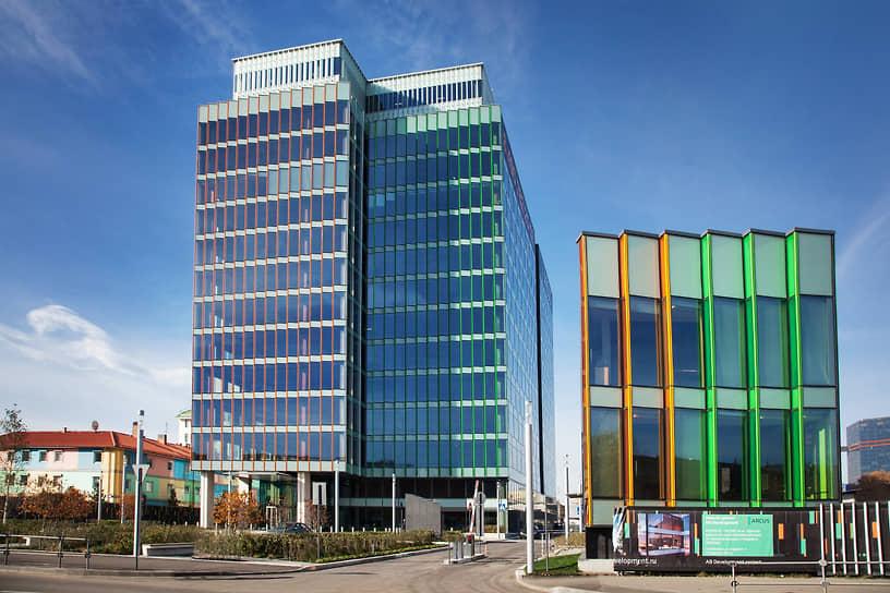 Бизнес-центр «Аркус» на Ленинградском проспекте