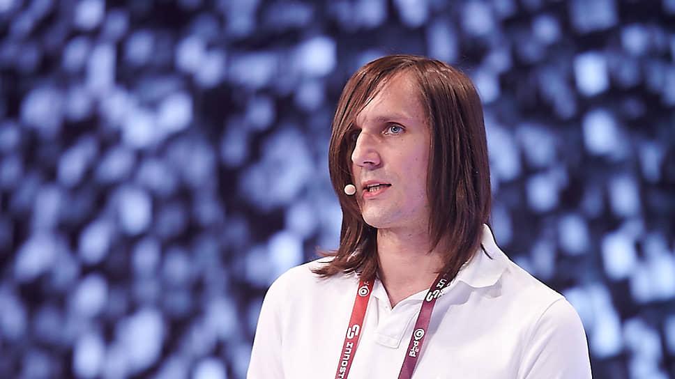 Управляющий директор Positive Technologies Денис Баранов