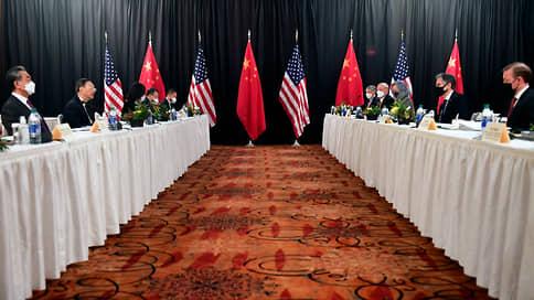 Вашингтон размораживает Китай  / США готовятся активизировать политику в Азии