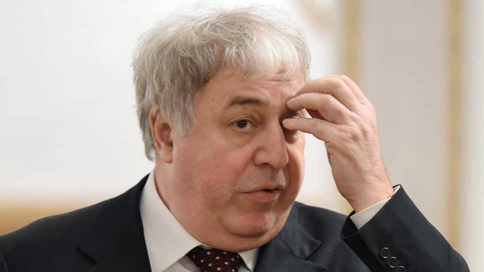 Основатель «Русснефти» Михаил Гуцериев