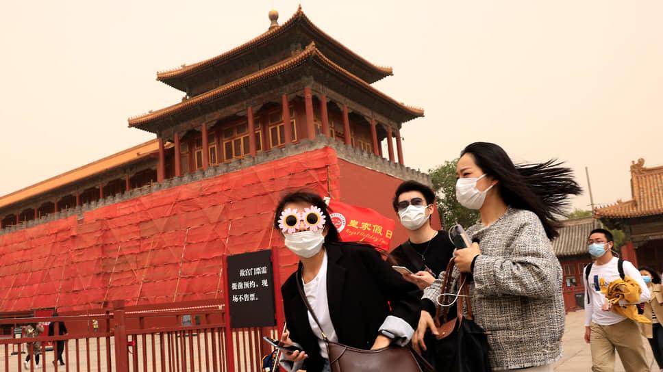 Китай отыграл эффект низкой базы
