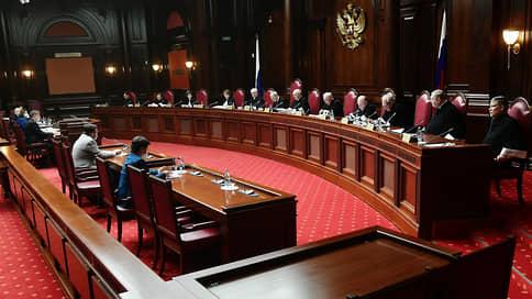 Конституционный суд защитил адвокатов  / КС признал правоту защитников в споре с администрацией СИЗО