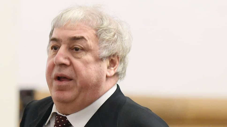 Михаил Гуцериев в 2016 году