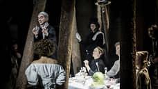 Перепрыгнуть забор  / «Пир» Дениса Азарова в театре Романа Виктюка