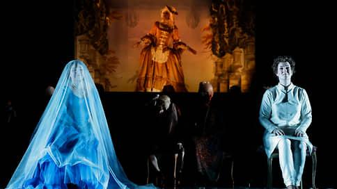 Сухие девяностые  / «Ариодант» в Большом театре