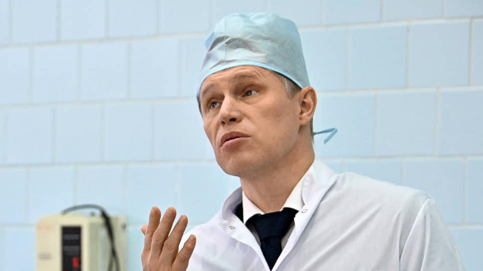 Министр здравоохранения Михаил Мурашко получит возможность блокировать назначения политически значимых непрофессионалов в областные минздравы