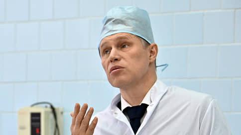 Удостоверение Айболита  / Минздрав готов согласовывать кандидатуры региональных министров здравоохранения