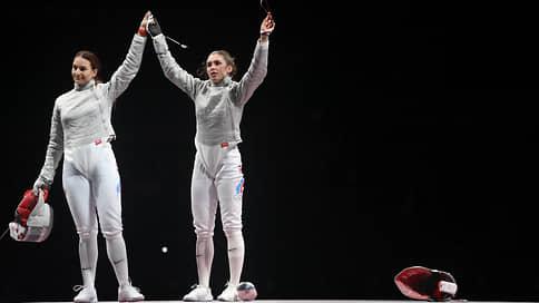На высоте поражения  / В финале турнира саблисток Софья Великая уступила Софии Поздняковой