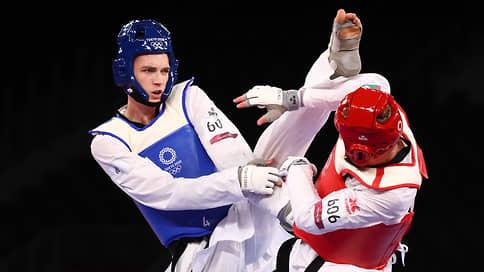 Нога его тверда  / Максим Храмцов стал первым российским тхэквондистом, выигравшим Олимпиаду