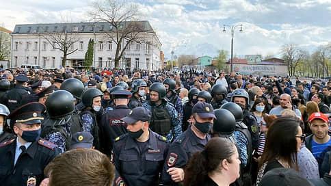 Ковид-диссидентов изолировали в колонии  / Вынесен приговор участникам беспорядков во Владикавказе