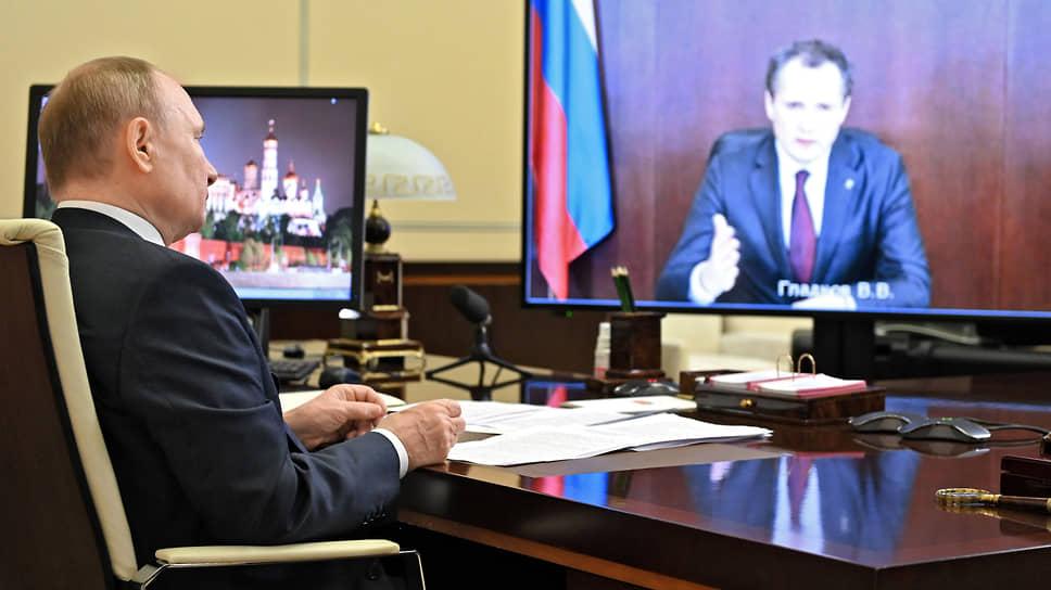 Врио губернатора готов ответить за всю Белгородскую область