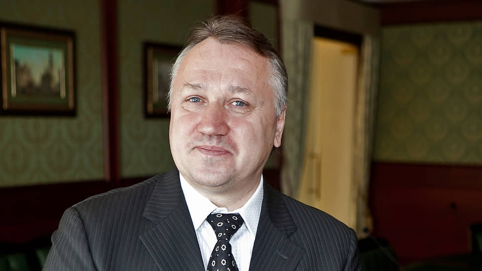 Бывший председатель правления Инвестторгбанка Владимир Гудков
