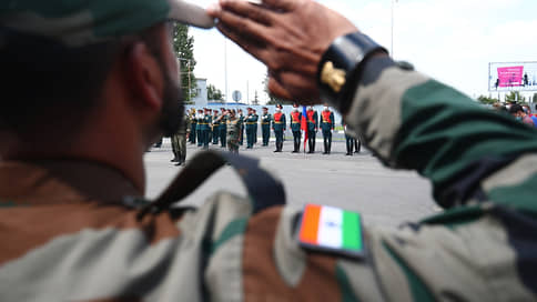 Индия бьет террористов под Волгоградом  / Стартовали сухопутные учения «Индра-2021»