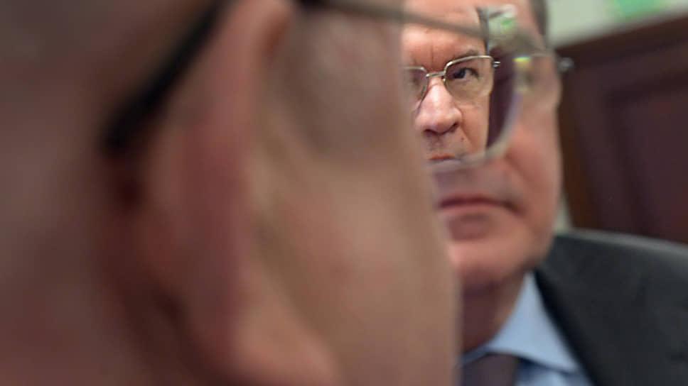 Председатель СПЧ Валерий Фадеев