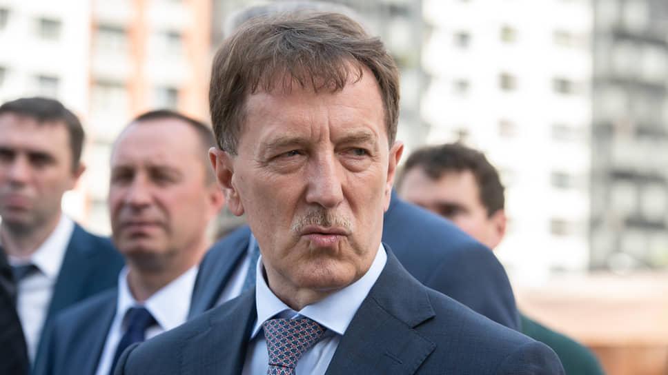 Заместитель председателя Госдумы Алексей Гордеев