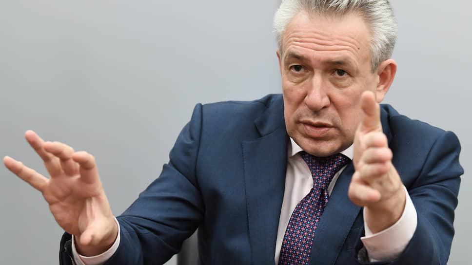 Глава Росгеологии Сергей Горьков о новых заказах и старых проблемах