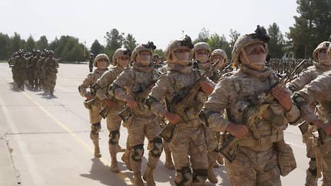 Наука поджидать // Военные учения в Центральной Азии рассчитаны на худший сюрприз от афганских исламистов