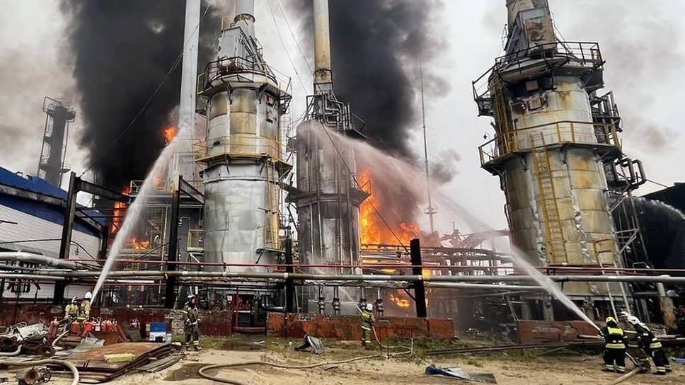 Уренгойский завод по подготовке конденсата к транспортировке в ночь на 5 августа стал центром европейского газового ценообразования