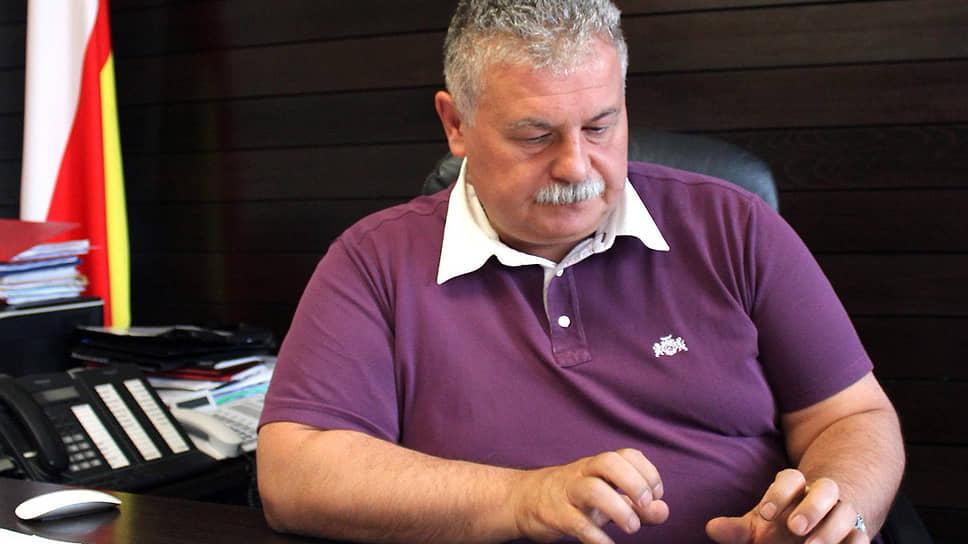 Бывший глава правительства Северной Осетии Сергей Такоев попал под программу декриминализации республики