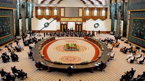 Ирак исполнил роль миротворца  / В Багдаде состоялась конференция региональных игроков