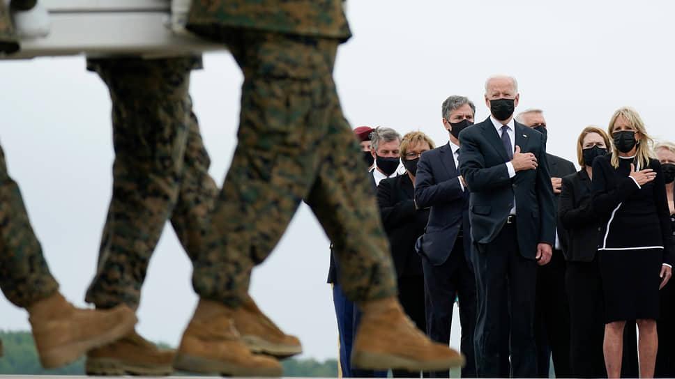 Как ухудшение ситуации в Афганистане скажется на рейтинге Джо Байдена